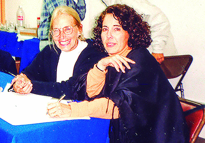 Lynne Patterson and Carmen Velasco, founders of Pro Mujer, first started providing financial education to underserved women in El Alto, Bolivia.